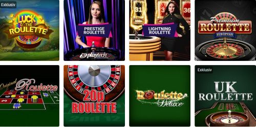 Party Casino Roulette Vorschau