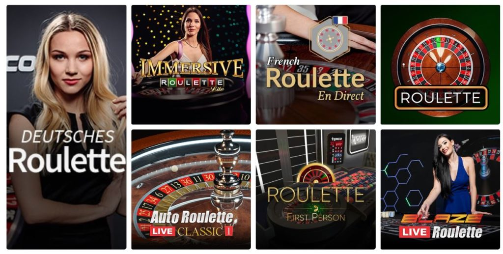 Tipico Roulette