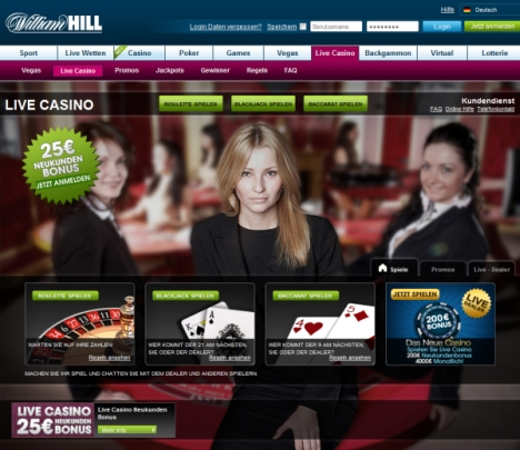online casino william hill gratis online spielen